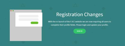 registration changes
