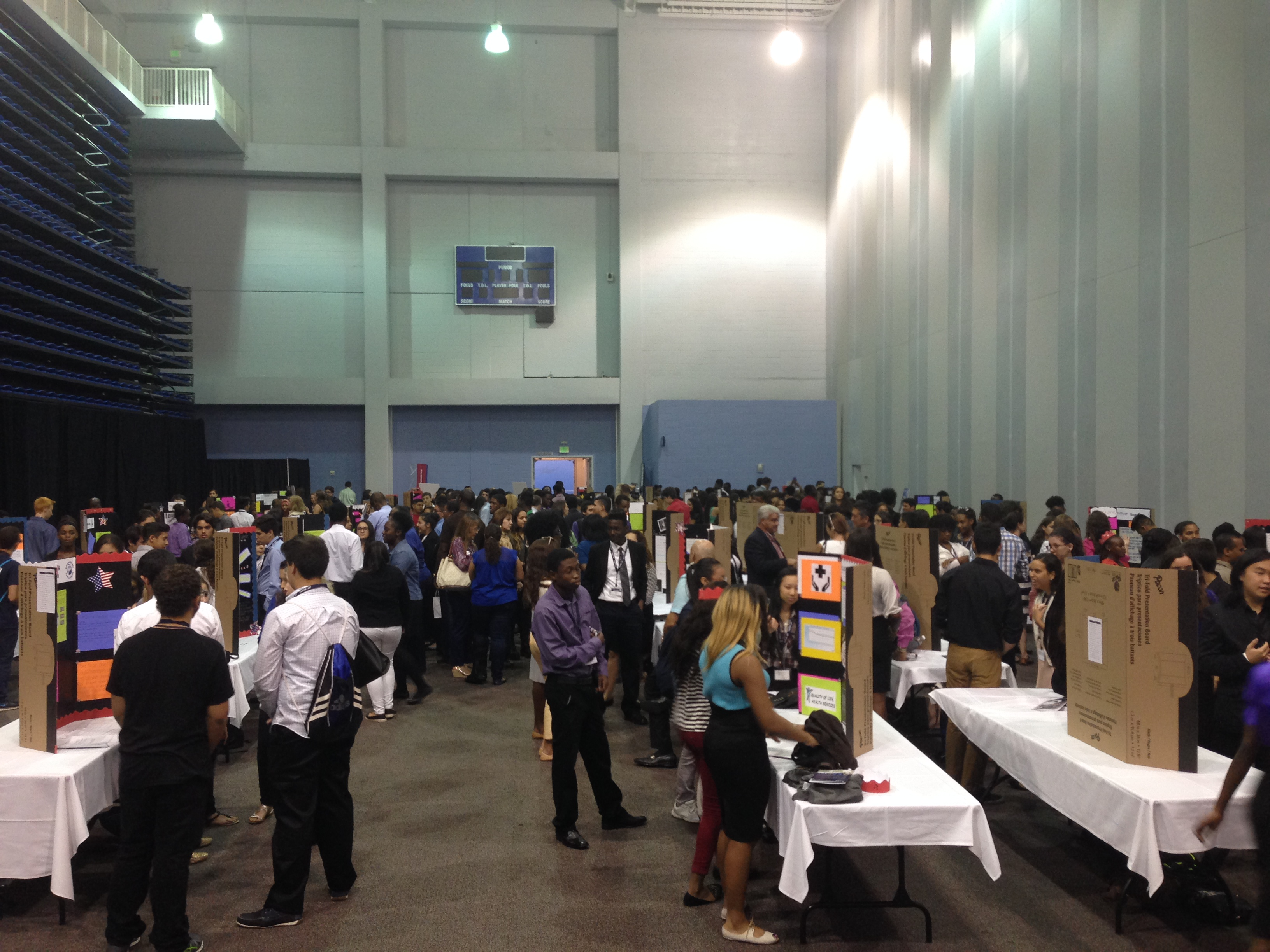 Over 200 fresh young immigrants share policy proposals with the state and Broward community