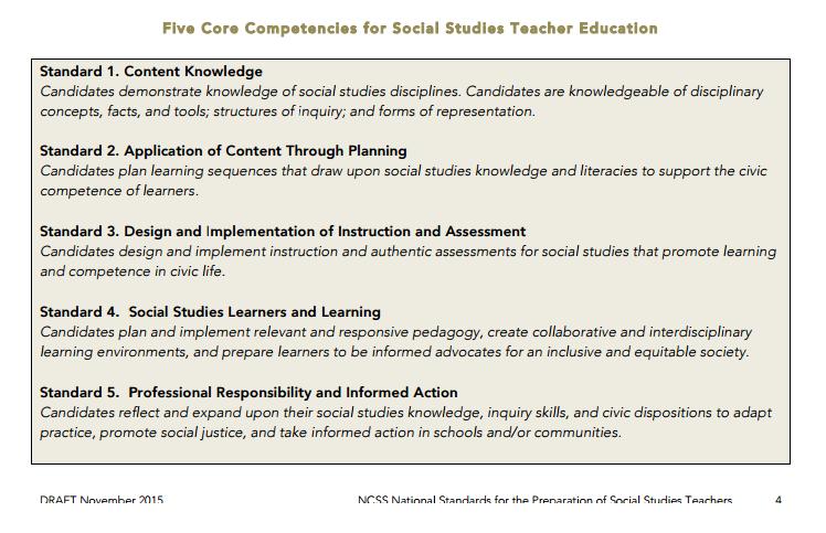 5 core competencies
