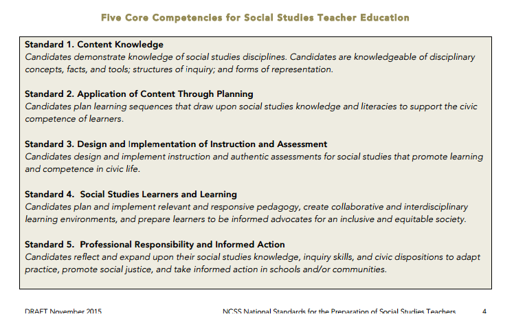 5 core competencies