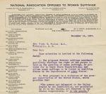womens suffrage lesson