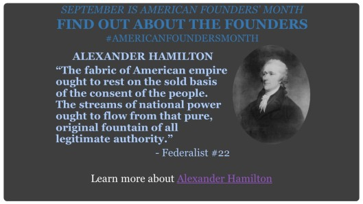 Alexander Hamilton AMF