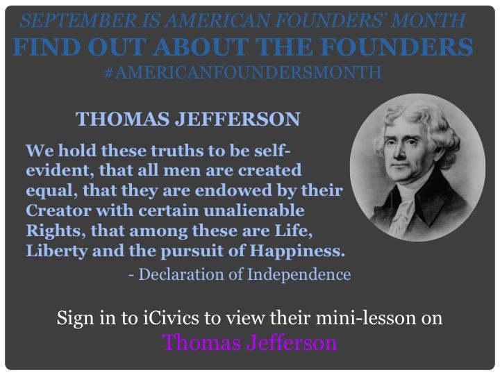 Sept 25 Jefferson