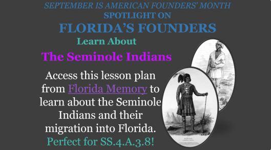 Seminole Founders