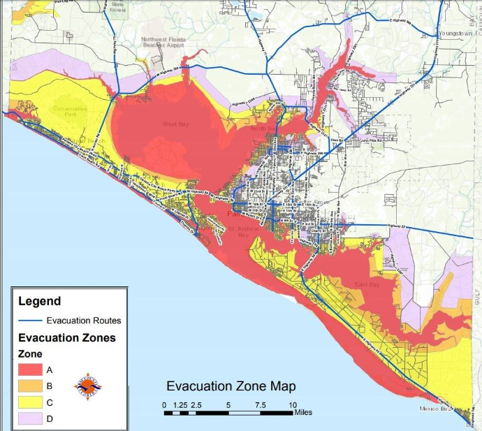 evacuation+zones+bay+county (1)