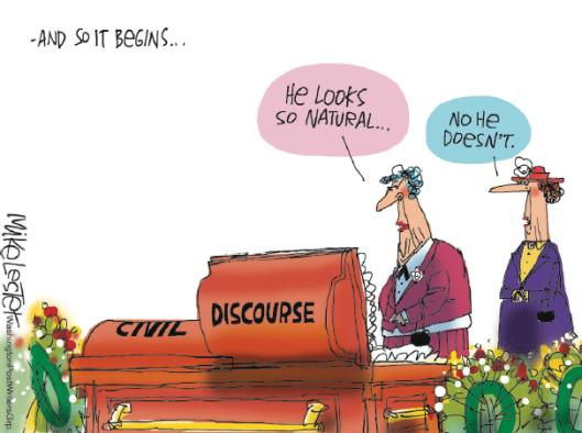civil dosourse